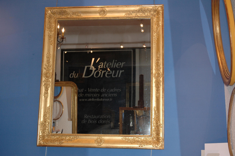 Projet for Restauration miroir